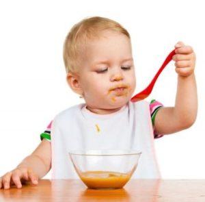Кунжутное масло - Питание детей