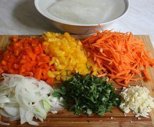Выбираем рецепты из фунчозы с овощами