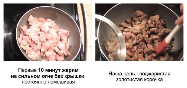 Как готовить куриные желудки, чтобы были мягкие