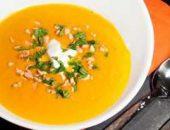 Миниатюра к статье Суп-пюре из тыквы со сливками: рецепты приготовления на любой вкус
