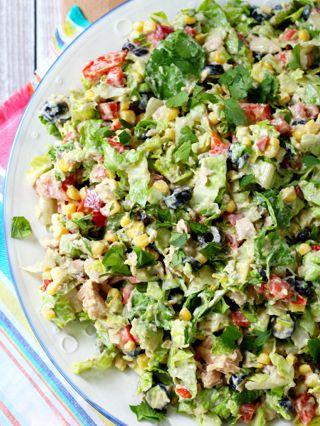 самый вкусный рецепт салата с тунцом консервированным