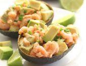 Миниатюра к статье Салат с авокадо и креветками — 5+ рецептов с фото и вкусные идеи
