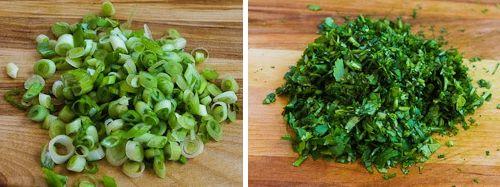 Салат из стеблевого сельдерея и авокадо