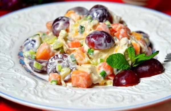 10 лучших рецептов салатов 5