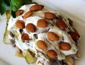 Миниатюра к статье 5 салатов из говяжьего языка: выбирайте самый вкусный!