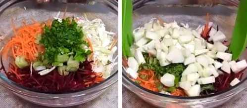 салат щётка для похудения рецепт отзывы и сколько скидывают