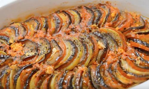 Как приготовить рататуй в домашних условиях пошаговый рецепт с фото