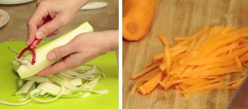 как приготовить суп с лапшой и фаршем