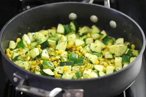 Как приготовить первое и второе блюда