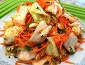 Миниатюра к статье Быстрая капуста по-корейски: вкусная маринованная закуска за 14 часов на любой сезон