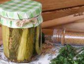 Миниатюра к статье Огурцы с горчицей на зиму — пряная хрустящая закуска и минимум усилий