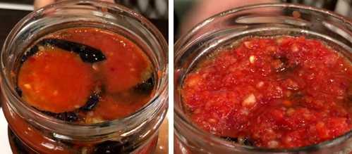 Рецепт тещин язык из баклажанов на зиму с пошагово