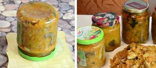 Солянка из капусты с грибами на зиму: 2 рецепта «Пальчики оближешь! »