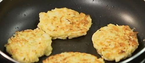 Капустные оладьи с сыром рецепт пошагово