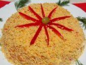 Миниатюра к статье Салат «Мимоза» с крабовыми палочками: рецепт с фото и вкусные идеи
