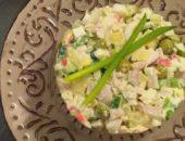 Миниатюра к статье Салат из кальмаров: ТОП-12 вкусных рецептов с фото + лучшие идеи
