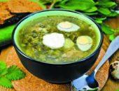Миниатюра к статье Как приготовить щавелевый суп: ТОП-2 классических рецепта с яйцом + новые идеи