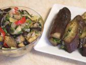 Миниатюра к статье Маринованные баклажаны с чесноком и зеленью: за 1 ночь и за 2-3 часа. Какой рецепт выбираете?