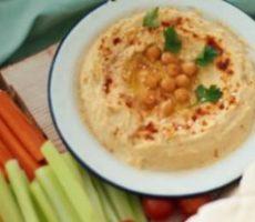 хумус из нута рецепт приготовления в домашних условиях