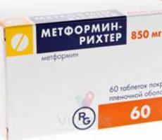 метформин для похудения как правильно принимать