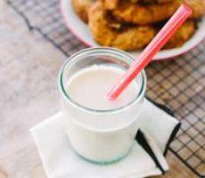 миндальное молоко польза и вред