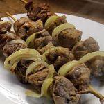 Миниатюра к статье Шашлык в духовке в банке на шпажках: диетический рецепт и три маринада