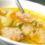 Миниатюра к статье Как сварить суп с фрикадельками: вкусные пошаговые рецепты