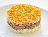 Миниатюра к статье Салат из консервированного тунца — ТОП8+ вкусных и быстрых рецептов