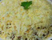 Миниатюра к статье Салат Мужской каприз с говядиной и маринованным луком — рецепт с фото