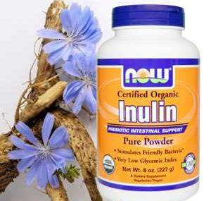 инулин от now foods