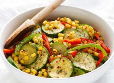 что можно приготовить из кабачков быстро и вкусно