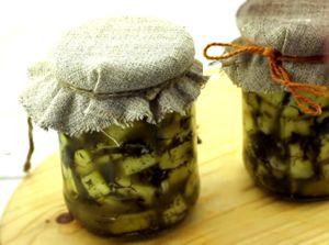 Миниатюра к статье Кабачки «Как грибы» на зиму — вкусный рецепт заготовки