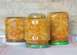 Миниатюра к статье Кабачки по-корейски с приправой для корейской моркови — обалденный рецепт!