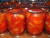 Миниатюра к статье Лечо из болгарского перца на зиму: простая заготовка с полезным ликопином