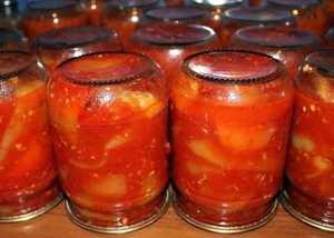 Миниатюра к статье Лечо из болгарского перца на зиму — 5 рецептов без стерилизации на любой вкус