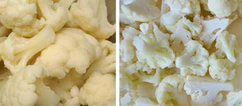Вкусный рассол для цветной капусты