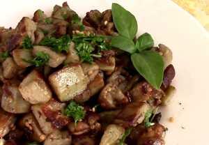 Миниатюра к статье Закуска из баклажанов «Как грибы» — ТОП 3 рецепта быстро и вкусно