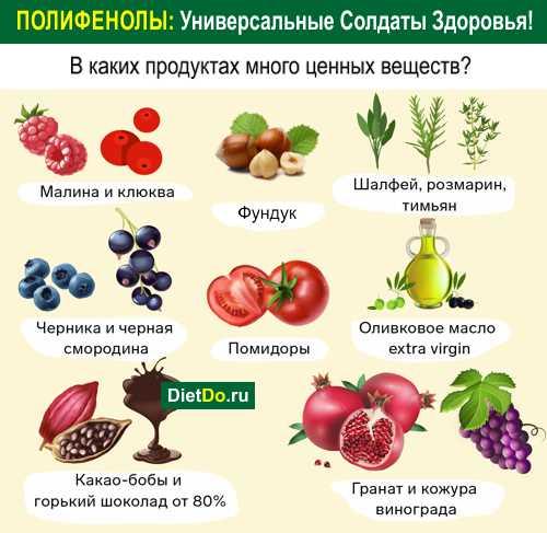 полифенолы в оливковом масле