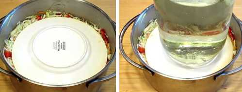 Маринованная капуста быстрого приготовления — 8 простых рецептов