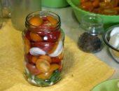Миниатюра к статье Помидоры «Обалденные» на зиму в изумительно вкусном желе: рецепт с фото по шагам + 2 маринада