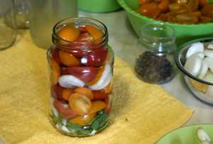 Миниатюра к статье Обалденные помидоры в желатине (желе) на зиму: 7 самых вкусных рецептов