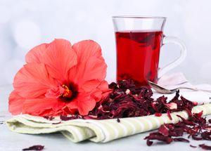 полезен ли чай каркаде