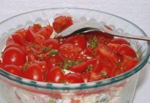 как приготовить салат красная шапочка