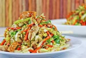 как приготовить салат из пекинской капусты рецепты