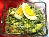 Миниатюра к статье Лучшие салаты из черемши: простые, быстрые и вкусные — ТОП-12+ рецептов