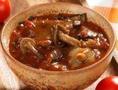 Миниатюра к статье Грибы в томатном соусе: ТОП-6 рецептов на любой вкус