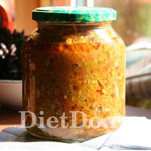 икра из моркови на зиму рецепт пальчики оближешь