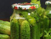 Миниатюра к статье Маринованные огурцы с лимонной кислотой: 6 рецептов на зиму на 1 литр