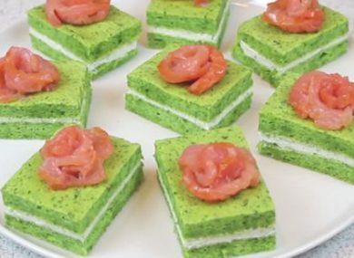 легкие закуски на праздничный стол рецепты с фото простые и вкусные