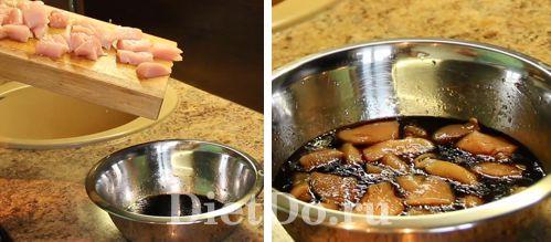 Курица в соусе Терияки – 5 простых рецептов